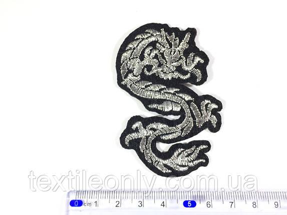 Модная Нашивка дракон, фото 2