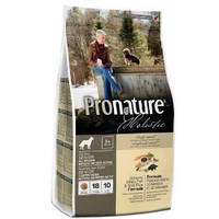 Корм для собак всех пород Pronature Holistic (Пронатюр Холистик) с океан.белой рыбой и диким рисом 2,72кг