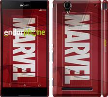 """Чохол на Sony Xperia T2 Ultra Dual D5322 Marvel """"2752c-92"""""""