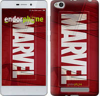 "Чехол на Xiaomi Redmi 3 Marvel ""2752c-97"""