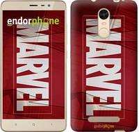 "Чехол на Xiaomi Redmi Note 3 pro Marvel ""2752c-335"""