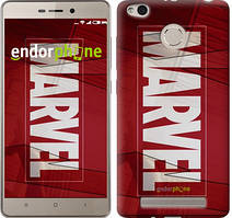 "Чехол на Xiaomi Redmi 3 Pro Marvel ""2752c-341"""