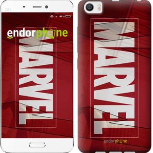 "Чехол на Xiaomi Mi5 Marvel ""2752c-180"""
