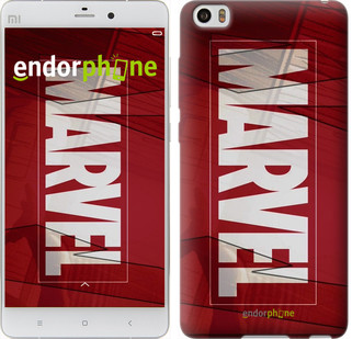 "Чехол на Xiaomi Mi Note Marvel ""2752u-102"""