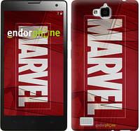 "Чехол на Huawei Y6 Pro Marvel ""2752u-355"""