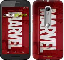 "Чохол на Motorola Moto G3 Marvel ""2752u-318"""
