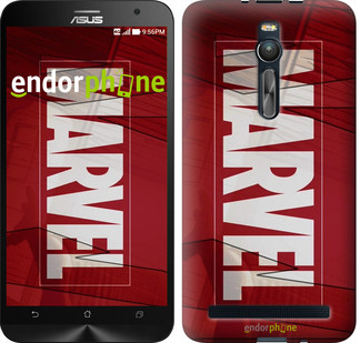 "Чехол на Asus Zenfone 2 ZE551ML Marvel ""2752c-122"""