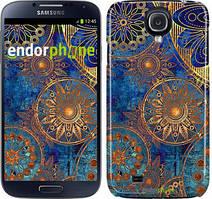 "Чохол на Samsung Galaxy S4 i9500 Золотий візерунок ""678c-13"""