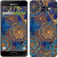 "Чохол на Samsung Galaxy A3 (2016) A310F Золотий візерунок ""678c-159"""