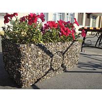 Вазон садовый уличный «Фрегат» бетонный, фото 2