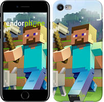 """Чехол на iPhone 7 Minecraft 4 """"2944c-336"""""""