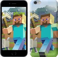 "Чохол на iPhone 6 Minecraft 4 ""2944c-45"""