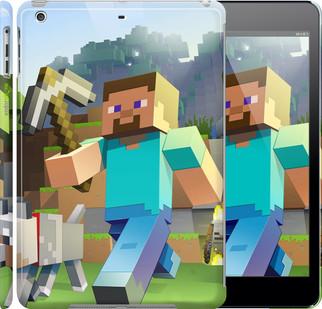 "Чехол на iPad 5 (Air) Minecraft 4 ""2944c-26"""