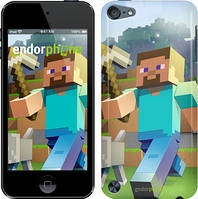 "Чехол на iPod Touch 6 Minecraft 4 ""2944c-387"""