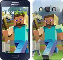 "Чохол на Samsung Galaxy A3 A300H Minecraft 4 ""2944c-72"""