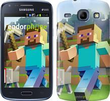 "Чохол на Samsung Galaxy Core i8262 Minecraft 4 ""2944c-88"""
