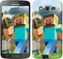 """Чохол на Samsung Galaxy Grand 2 G7102 Minecraft 4 """"2944c-41"""""""
