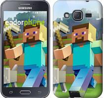 "Чехол на Samsung Galaxy J2 J200H Minecraft 4 ""2944c-190"""