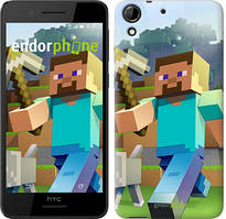 """Чохол на HTC Desire 728G Minecraft 4 """"2944u-145"""""""