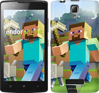 "Чохол на Lenovo A2010 Minecraft 4 ""2944c-216"""