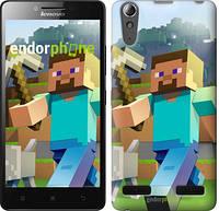 "Чехол на Lenovo A6000 Minecraft 4 ""2944c-103"""