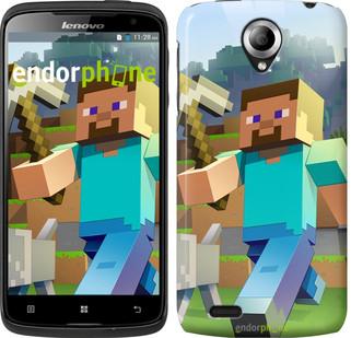 """Чохол на Lenovo S820 Minecraft 4 """"2944c-52"""""""