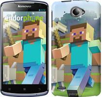 """Чохол на Lenovo S920 Minecraft 4 """"2944c-53"""""""