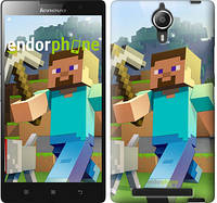 "Чохол на Lenovo Vibe C2 Minecraft 4 ""2944c-397"""
