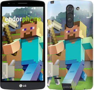 "Чохол на LG G3 Stylus D690 Minecraft 4 ""2944c-89"""