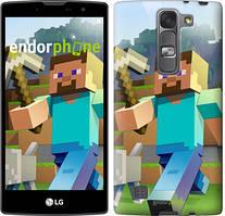 "Чохол на LG G4s H734 Minecraft 4 ""2944c-389"""