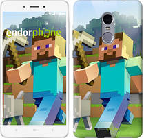 "Чохол на Xiaomi Redmi Note 4 Minecraft 4 ""2944c-352"""