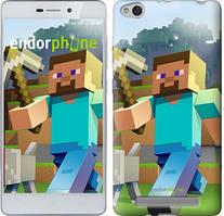"Чохол на Xiaomi Redmi 3 Minecraft 4 ""2944c-97"""