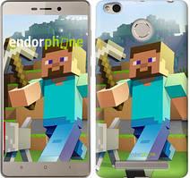 "Чехол на Xiaomi Redmi 3s Minecraft 4 ""2944c-357"""