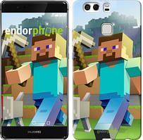 "Чохол на Huawei P9 Plus Minecraft 4 ""2944u-300"""