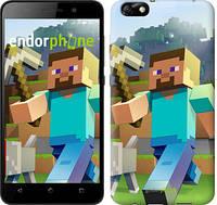 """Чохол на Huawei Honor 4X Minecraft 4 """"2944u-166"""""""
