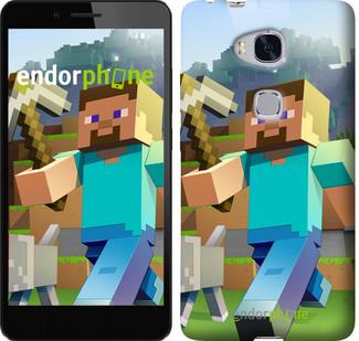"""Чохол на Huawei Honor 5X Minecraft 4 """"2944u-176"""""""