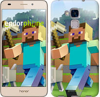 """Чохол на Huawei Honor 5C Minecraft 4 """"2944u-356"""""""