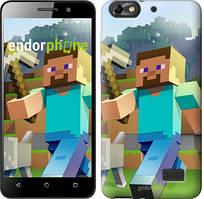 """Чохол на Huawei Honor 4C Minecraft 4 """"2944u-183"""""""