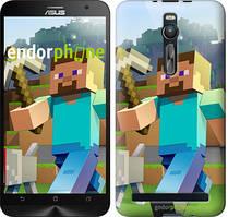 "Чохол на Asus Zenfone 2 ZE551ML Minecraft 4 ""2944c-122"""