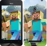 """Чехол на Asus Zenfone 5 Minecraft 4 """"2944c-81"""""""