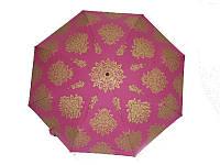 """Зонт от дождя """"Восточные мотивы"""" - 1007 розовый Код:4936"""