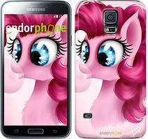 "Чехол на Samsung Galaxy S5 Duos SM G900FD Pinkie Pie v3 ""3549c-62"""