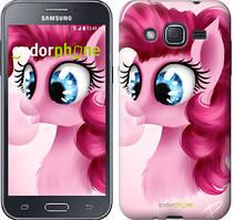 "Чехол на Samsung Galaxy J2 J200H Pinkie Pie v3 ""3549c-190"""