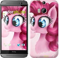 "Чехол на HTC One M8 Pinkie Pie v3 ""3549c-30"""