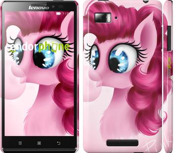 """Чехол на Lenovo Vibe Z K910 Pinkie Pie v3 """"3549c-85"""""""