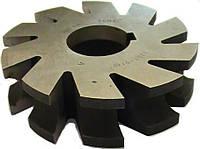 Фреза полукруглая вогнутая Ф 50 R2,5 Р6М5К5