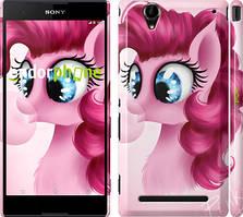 "Чохол на Sony Xperia T2 Ultra Dual D5322 Pinkie Pie v3 ""3549c-92"""
