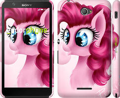 "Чохол на Sony Xperia E4 Dual Pinkie Pie v3 ""3549c-87"""