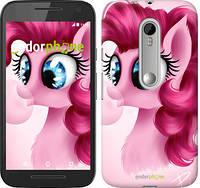 "Чехол на Motorola Moto G3 Pinkie Pie v3 ""3549u-318"""