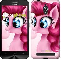 "Чехол на Asus Zenfone Go ZC500TG Pinkie Pie v3 ""3549c-160"""